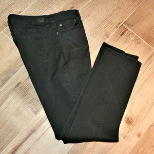 Very Black Lauren straight leg soft jeans